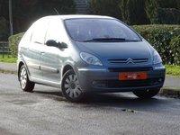 2006 CITROEN XSARA PICASSO 2.0 PICASSO EXCLUSIVE 16V 5dr AUTO  £890.00