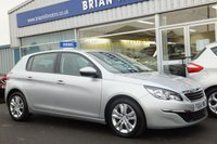 USED 2014 64 PEUGEOT 308 1.6 HDI ACTIVE NAV 5dr