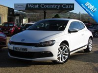USED 2011 61 VOLKSWAGEN SCIROCCO 2.0 TDI BLUEMOTION TECHNOLOGY DSG 2d AUTO 140 BHP Only 2 Owners From New
