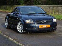 USED 2001 51 AUDI TT 1.8 QUATTRO 3dr LOW MILES HPI CLEAR XENONS