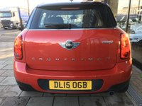 USED 2015 15 MINI COUNTRYMAN 1.6 COOPER 5d AUTO 122 BHP