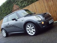USED 2002 52 MINI HATCH COOPER 1.6 COOPER S 3d 161 BHP