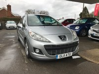 USED 2011 11 PEUGEOT 207 1.4 ENVY 5d 74 BHP NEED FINANCE? WE STRIVE FOR 94% ACCEPTANCE