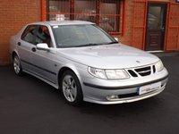 2004 SAAB 9-5 2.2 TID VECTOR 4d AUTO  £995.00