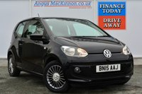 USED 2015 15 VOLKSWAGEN UP 1.0 HIGH UP 3d 74 BHP ONE OWNER FROM NEW