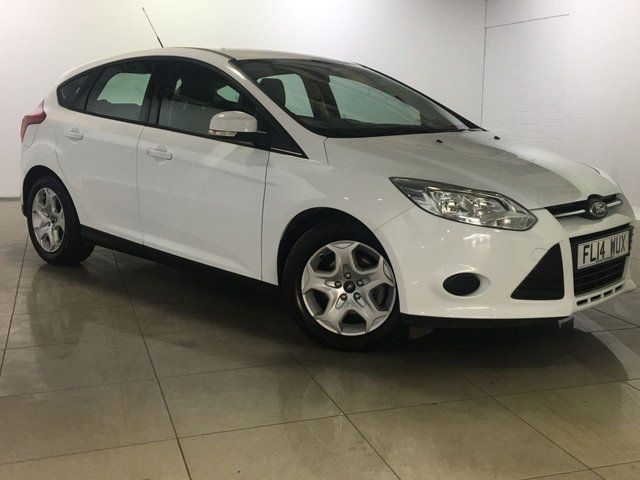 View our 2014 14 FORD FOCUS 1.6 EDGE ECONETIC TDCI 5d 104 BHP