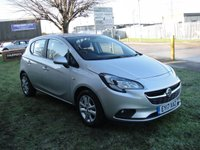 USED 2017 17 VAUXHALL CORSA 1.4 DESIGN 5d AUTO 89 BHP ANY PART EXCHANGE WELCOME, COUNTRY WIDE DELIVERY ARRANGED, HUGE SPEC