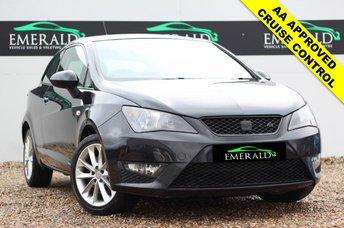 2013 SEAT IBIZA 1.6 CR TDI FR 3d 104 BHP £5650.00
