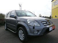 USED 2006 06 HONDA CR-V 2.2 I-CTDI SPORT 5d  PART EX / TRADE SALE TO CLEAR