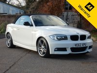 2013 BMW 1 SERIES 2.0 118D SPORT PLUS EDITION 2d 141 BHP £11800.00