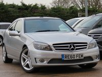 USED 2010 60 MERCEDES-BENZ CLC CLASS 1.8 CLC180 KOMPRESSOR SPORT 3d 143 BHP AUTOMATIC, PANORAMIC ROOF, FULL LEATHER INTERIOR