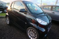 2012 SMART FORTWO 1.0 PASSION MHD 2d AUTO 71 BHP £3795.00
