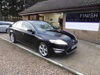 USED 2012 62 FORD MONDEO 2.0 TITANIUM TDCI 5d 138 BHP FULL FORD SERVICE HISTORY