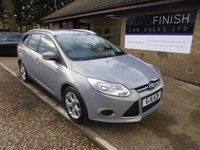 USED 2011 11 FORD FOCUS 1.6 EDGE TDCI 115 5d 114 BHP 1 OWNER FROM NEW, FULL SERVICE HISTORY, 2 KEYS