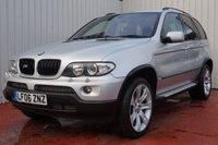 2006 BMW X5 3.0 D SPORT 5d 215 BHP £6995.00