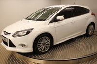 USED 2013 FORD FOCUS 1.6 ZETEC S TDCI 5d 113 BHP