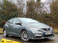 USED 2012 12 HONDA CIVIC 2.2 I-DTEC ES 5d 148 BHP * 128 POINT AA INSPECTED *