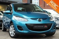 USED 2010 60 MAZDA 2 1.5 TS2 ACTIVEMATIC 5d 101 BHP