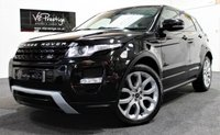 USED 2013 11 LAND ROVER RANGE ROVER EVOQUE 2.2 SD4 DYNAMIC 5d 190 BHP **PAN ROOF-DYNAMIC-CAMERA**