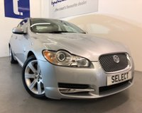 2010 JAGUAR XF 3.0 V6 LUXURY 4d AUTO 240 BHP £7499.00