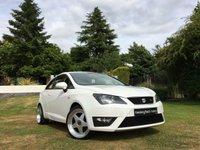 2013 SEAT IBIZA 1.2 TSI FR 3d 104 BHP £6990.00