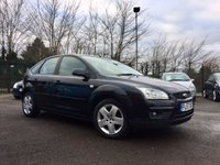 2007 FORD FOCUS 1.6 STYLE TDCI 5d 90 BHP part exchange to clear mot JULY 18 £1500.00