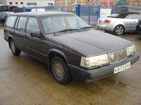 1992 VOLVO 940 2.0 GL 5d 111 BHP £1495.00