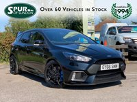 USED 2016 66 FORD FOCUS RS 2.3 RS 5d 346 BHP Only 9,500 Miles, One Owner RS, Full Ford Service History, Luxury Pack.