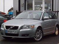 2009 VOLVO V50 2.0 D SE LUX 5d 136 BHP £6995.00