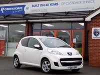 USED 2011 61 PEUGEOT 107 1.0 SPORTIUM 3d 68 BHP ** Ideal First Car Low Insurance **