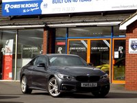 USED 2015 15 BMW 4 SERIES 2.0 420D XDRIVE M SPORT 2dr 188 BHP *Sat Nav* *ONLY 9.9% APR with FREE Servicing*