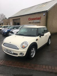 2010 MINI HATCH ONE 1.6 ONE 3d 98 BHP £4795.00