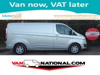 2014 FORD TRANSIT CUSTOM 2.2 290 LIMITED L2 H1 155 BHP (VERY RARE 155BHP AND LONG WHEEL BASE) £13850.00