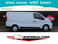 2015 RENAULT TRAFIC 1.6 SL27 BUSINESS PLUS DCI SWB 115 BHP (AIR CONDITIONING ONE OWNER) £9990.00
