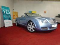USED 2007 57 BENTLEY CONTINENTAL 6.0 GTC 2dr FULL SERVICE HISTORY
