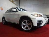 USED 2012 62 BMW X6 3.0 40d Auto xDrive 5dr WHITE ON WHITE, FINANCE