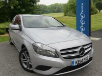 2014 MERCEDES-BENZ A CLASS 1.5 CDI SPORT AUTO £14250.00