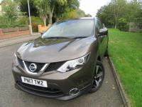 USED 2017 17 NISSAN QASHQAI 1.6 DCI N-CONNECTA 5DR 4WD