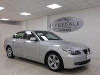 2008 BMW 5 SERIES 2.0 520D SE 4d AUTO 175 BHP £5990.00