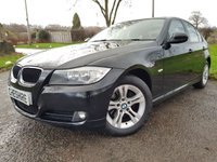 USED 2011 11 BMW 3 SERIES 2.0 316D ES 4d SERVICE HISTORY