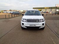 USED 2013 13 LAND ROVER FREELANDER 2.2 SD4 GS