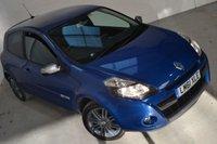 2011 RENAULT CLIO 1.6 GT LINE TOMTOM VVT 3d AUTO 111 BHP £4250.00