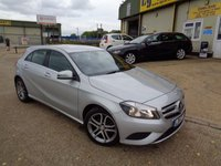 USED 2013 62 MERCEDES-BENZ A CLASS 1.8 A180 CDI BLUEEFFICIENCY SPORT