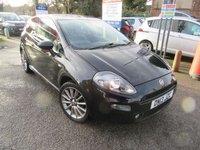 2013 FIAT PUNTO 1.4 JET BLACK 3DR LTD EDITION £4500.00