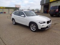USED 2014 14 BMW X1 2.0 SDRIVE18D SE