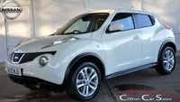 USED 2013 13 NISSAN JUKE 1.6 TEKNA DIG-T 5 DOOR AUTO 190 BHP Finance? No deposit required and decision in minutes.