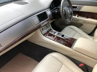 USED 2008 58 JAGUAR XF 2.7 PREMIUM LUXURY V6 4d AUTO 204 BHP