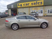 USED 2011 11 JAGUAR XF 3.0 V6 LUXURY