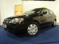USED 2005 54 NISSAN ALMERA 1.5 SE 3dr PART EXCHANGE TO CLEAR