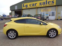 USED 2012 12 VAUXHALL ASTRA 1.4 GTC SPORT S/S 3d 118 BHP